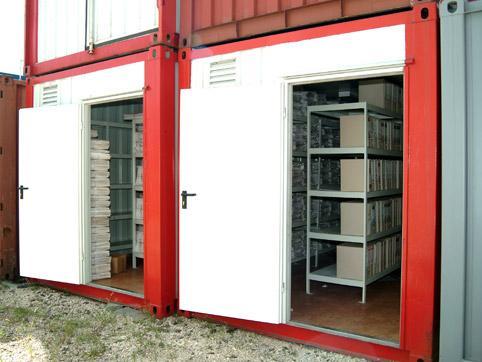 Archivačné kontajnery na predaj