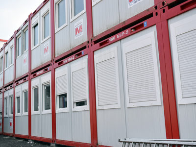 MOBILBOX - bunkovisko